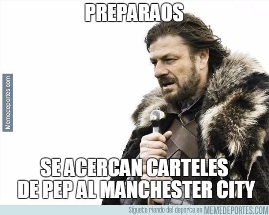 794998 - OFICIAL: Pep Guardiola al Manchester City