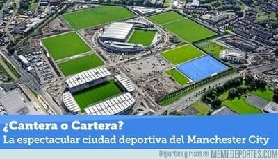 795013 - ¿Cantera o Cartera? La espectacular ciudad deportiva del Manchester City