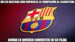 Enlace a ¿El Llagostera filial del Barcelona?