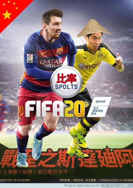 795937 - Así será FIFA20 si los jugadores se siguen yendo a China