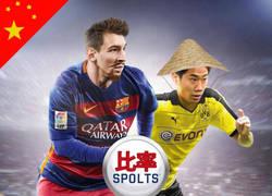 Enlace a Así será FIFA20 si los jugadores se siguen yendo a China