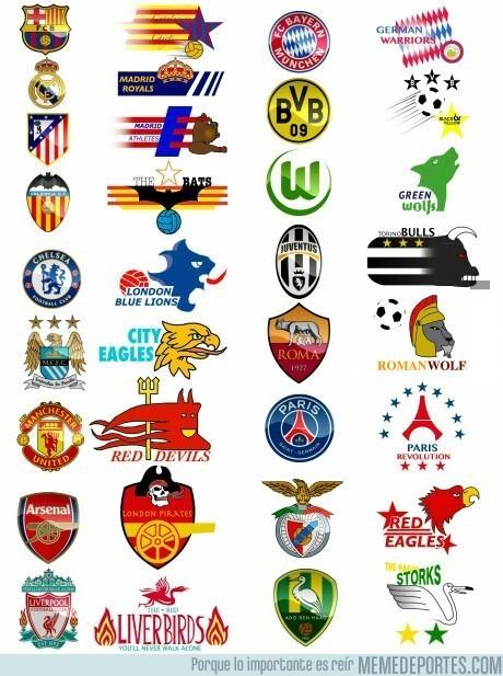 795952 - Si los equipos de fútbol fueran equipos de fútbol americano