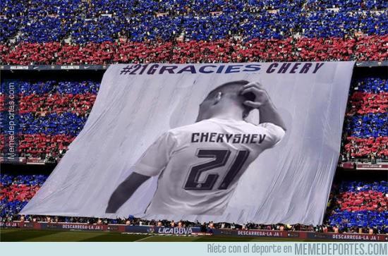 796074 - Gran homenaje del Camp Nou a Cheryshev