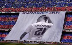 Enlace a Gran homenaje del Camp Nou a Cheryshev