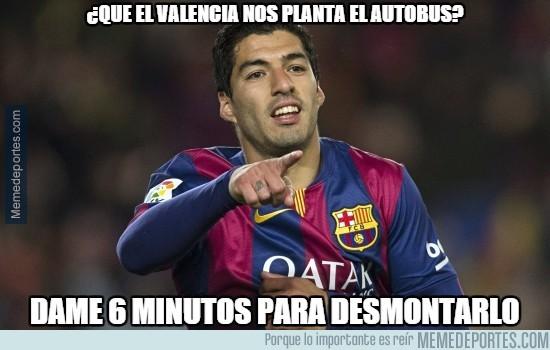 796099 - Suárez adelanta al Barça