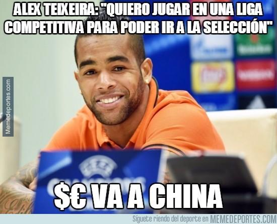 796825 - Alex Teixeira: