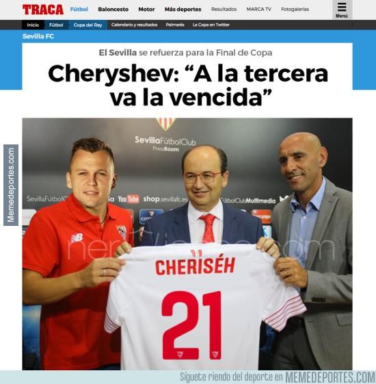 797097 - Cherysev quiere la Copa a toda costa
