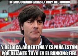 Enlace a Menuda broma el ranking FIFA