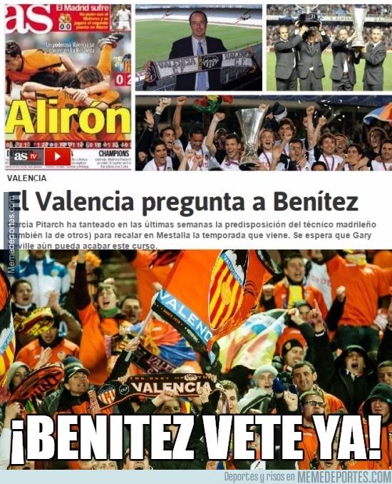 797200 - La afición del Valencia ya se prepara