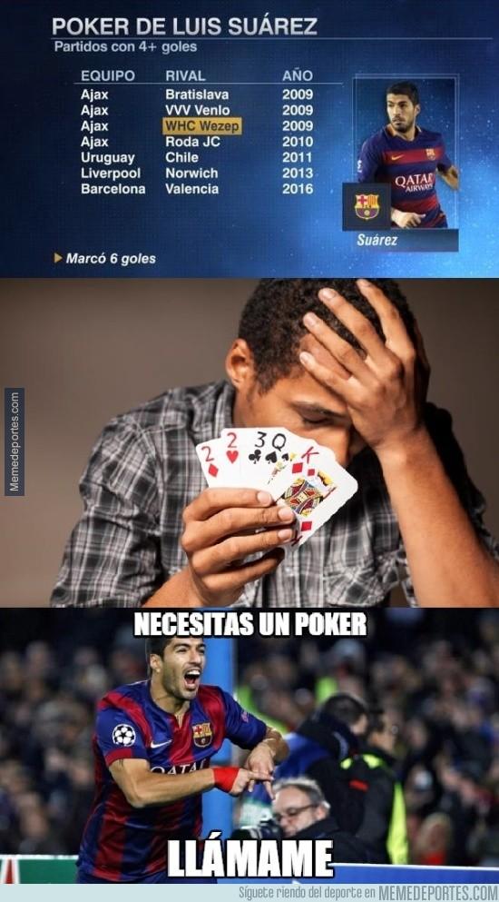 797214 - Suárez, el rey del póker