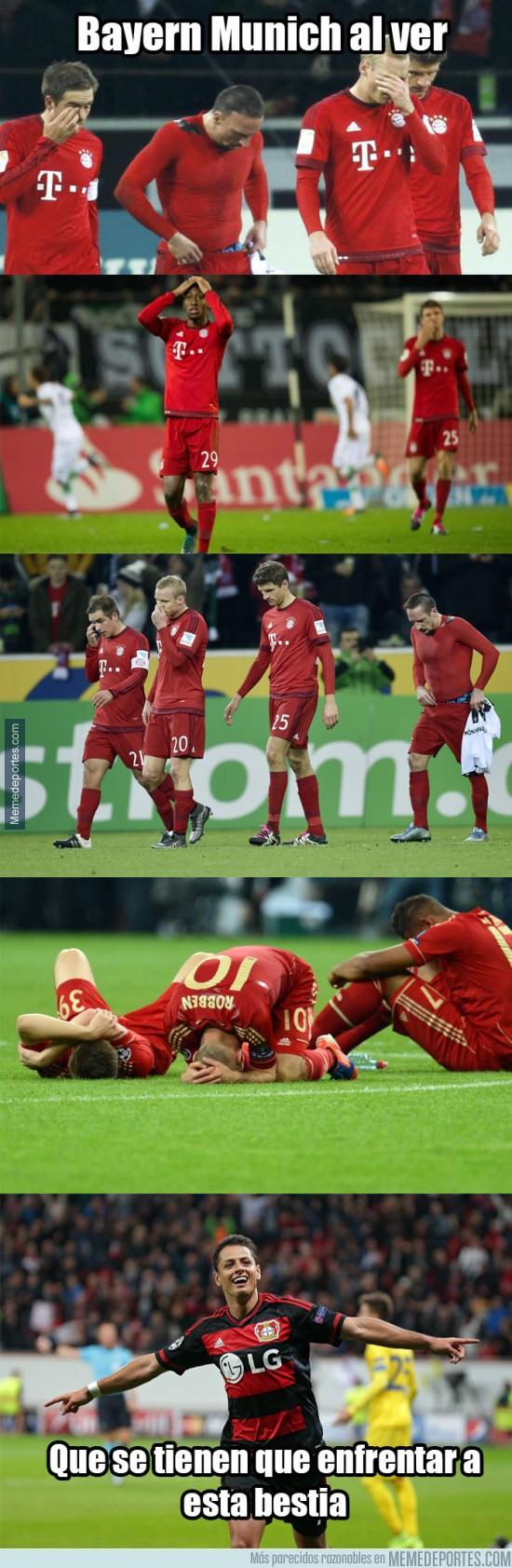 797646 - El gran duelo de la jornada en la Bundesliga