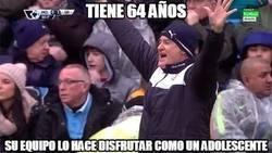 Enlace a La alegría de Ranieri