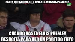 Enlace a Sabes que Chicharito levanta muchas pasiones