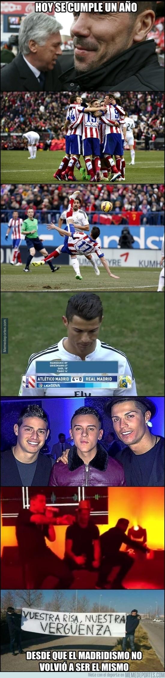 798312 - Un año ya del hundimiento del Real Madrid