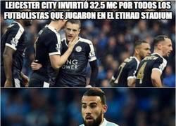Enlace a Mucho mérito lo del Leicester