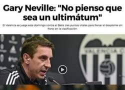 Enlace a Rubén Castro confirma el desastre del Valencia de Neville