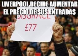 Enlace a En Liverpool saben hacerse respetar