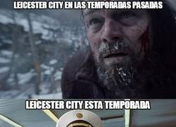 Enlace a El Leicester está siendo la sensación