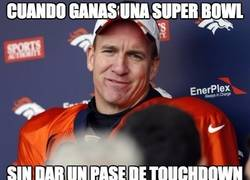 Enlace a No ha sido el mejor partido de Peyton Manning
