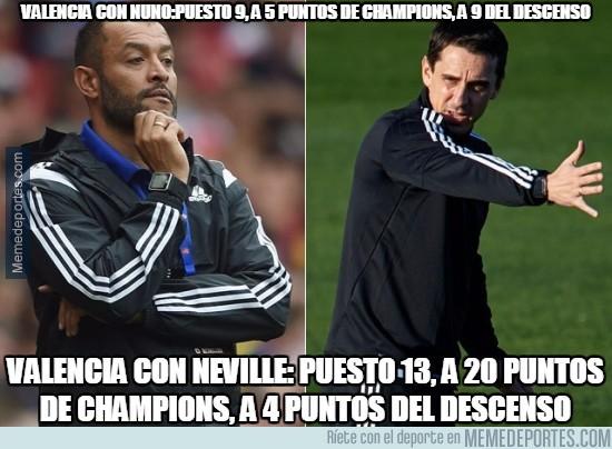 799476 - Pues Neville no es que hay mejorado mucho al Valencia
