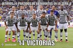 Enlace a La Juve anda on fire en la Serie A