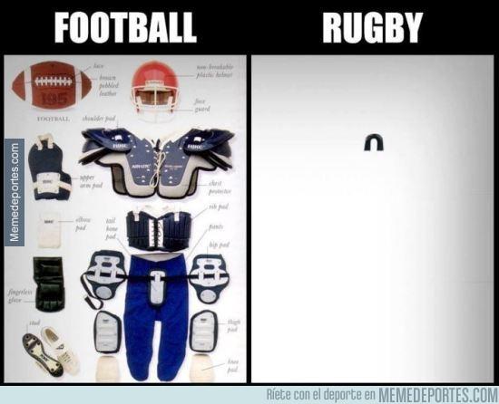 799666 - Diferencias entre el Fútbol Americano y el Rugby