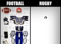 Enlace a Diferencias entre el Fútbol Americano y el Rugby