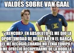 Enlace a Después de todo lo que ha pasado, Valdés es todo un señor
