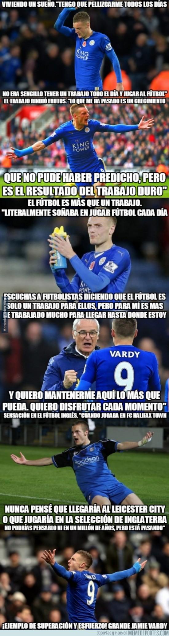 799983 - Atentos a la declaraciones de Vardy en esta gran temporada con el Leicester