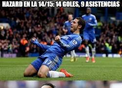 Enlace a Hazard vs Mahrez