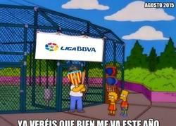 Enlace a Resumen de la temporada del Valencia