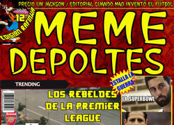 Enlace a ¡La 12° Edición de la Revista Memedeportes!