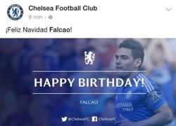 Enlace a Fail del Chelsea en twitter