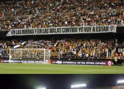 Enlace a La palabra de la afición del Valencia