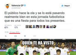 Enlace a Han cambiado mucho las cosas en Valencia...