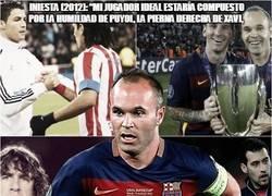 Enlace a El jugador perfecto según Iniesta...