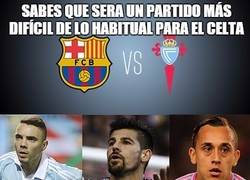 Enlace a #BadLuck Celta