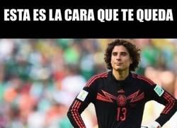 Enlace a La mala suerte de Memo Ochoa... :(