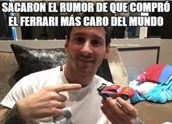 Enlace a Enorme Messi
