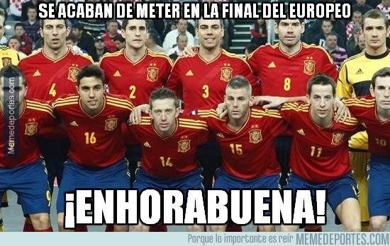801074 - Muy grande la selección española de futsal