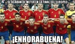 Enlace a Muy grande la selección española de futsal