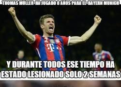 Enlace a Müller posee el secreto