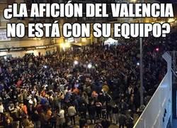 Enlace a Así espera la afición del Valencia a su equipo hoy y siempre
