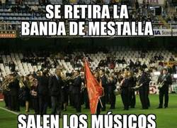 Enlace a La banda de Mestalla