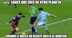 Enlace a Lo de Messi no tiene límite