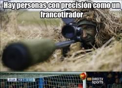 Enlace a Increíble precisión de Messi