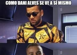 Enlace a Lamentable el nivel de Alves