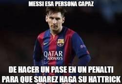 Enlace a Maravilla de Messi
