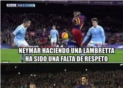 Enlace a La terrible falta de respeto del Barcelona hoy