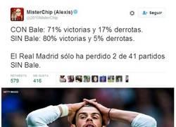 Enlace a Los datos del Real Madrid sin Bale